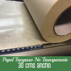 "Papel traspaso ""No..."